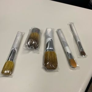 5 pc. Bare Escentuals brush set